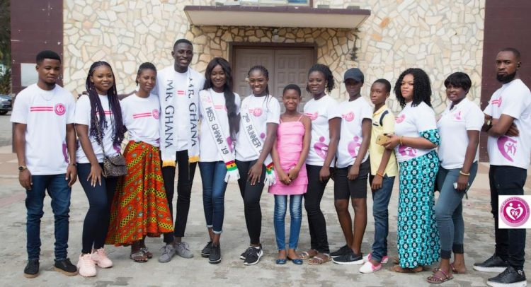 Miss Ghana Queens donate to Stock National Blood Bank