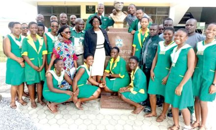 AGAMal assists Wesley Girls High to control mosquitoes