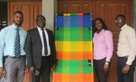 Broll Ghana assists Akropong School for the Blind