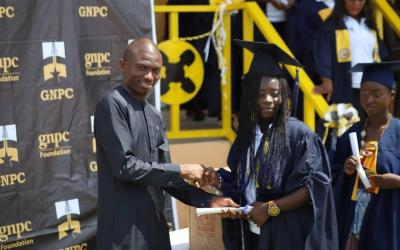 GNPC Foundation trains 400 youth in artisanal trades