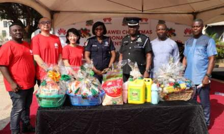 Huawei reaches out to Gr Accra Regional Hospital
