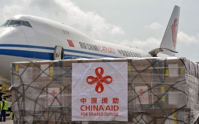 China gives Ghana PPE, others to fight COVID-19