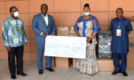 Ghana Chamber of Mines raises GHS11.5M in member donations to help fight COVID-19