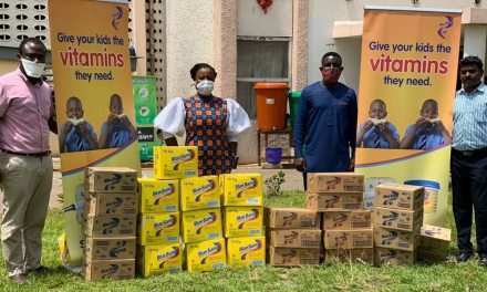 Upfield Foods provides nutritious food assistance