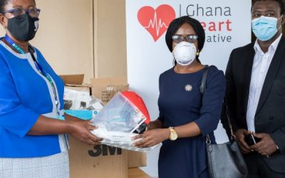 Bayer AG, GIZ donate PPE package to KTH and KATH