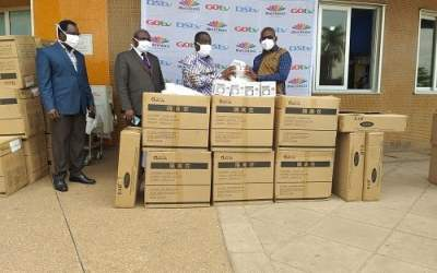 MultiChoice assists Cape Coast Teaching Hospital