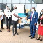 HealthTech Ghana donates ICU equipment to University of Ghana Medical Centre