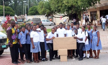 Knight Piésold Ghana holds 2019 Dam Modelling Competition – Wesley Grammar Students win