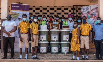 Newmont Ghana suports United Way's Safe School Project' to protect children in schools