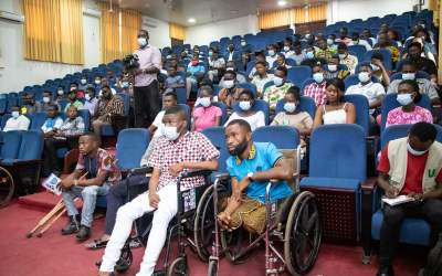 AAMUSTED SRC sets up Special Needs Support Fund to support students with disabilities