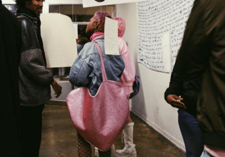 """Interactions / Blackness"" Exhibit"