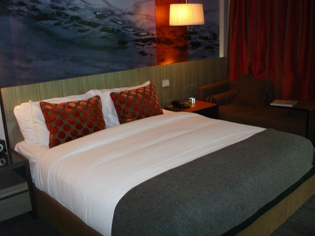 W Santiago standard room