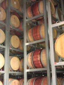 Wine Barrels Santiago