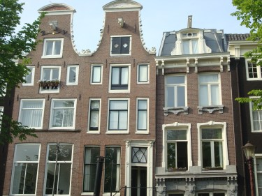Canal houses - Amsterdam