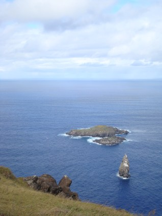 Moto Nui - where the birds nests were