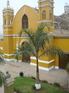 Church in Barranco
