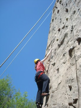 Miraval Rock Wall Climb 10 Solo Travel Tips