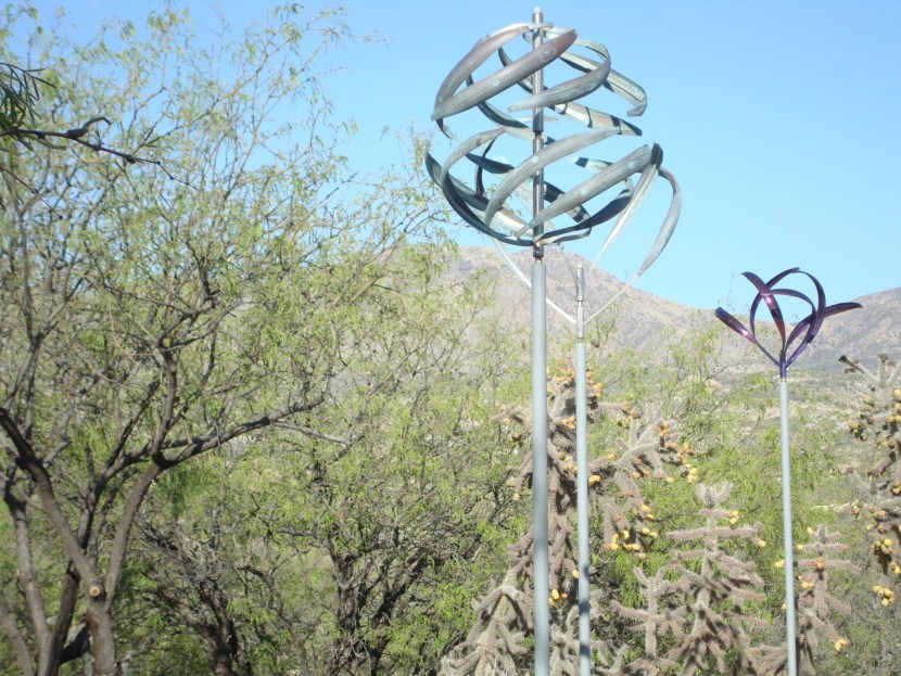 Miraval Art in desert