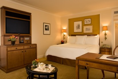 Chicago Peninsula Room