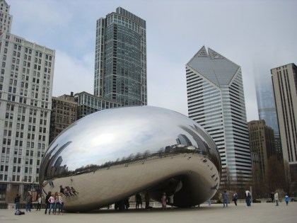 "Chicago ""Bean"" image"