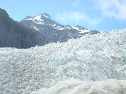 A great day for a glacier hike