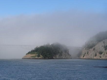 Sailing through the Fog