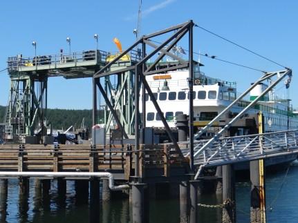 Ferry Dock, Friday Harbor