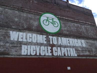 Portland Oregon bike capital