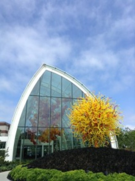 Garden of Glass at Chihuly