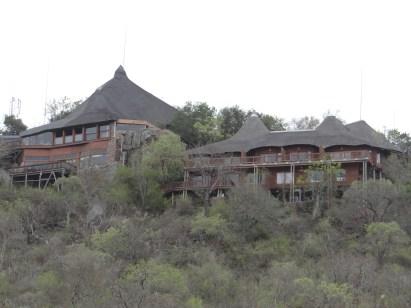 Richard Branson's resort in Sabi Sands