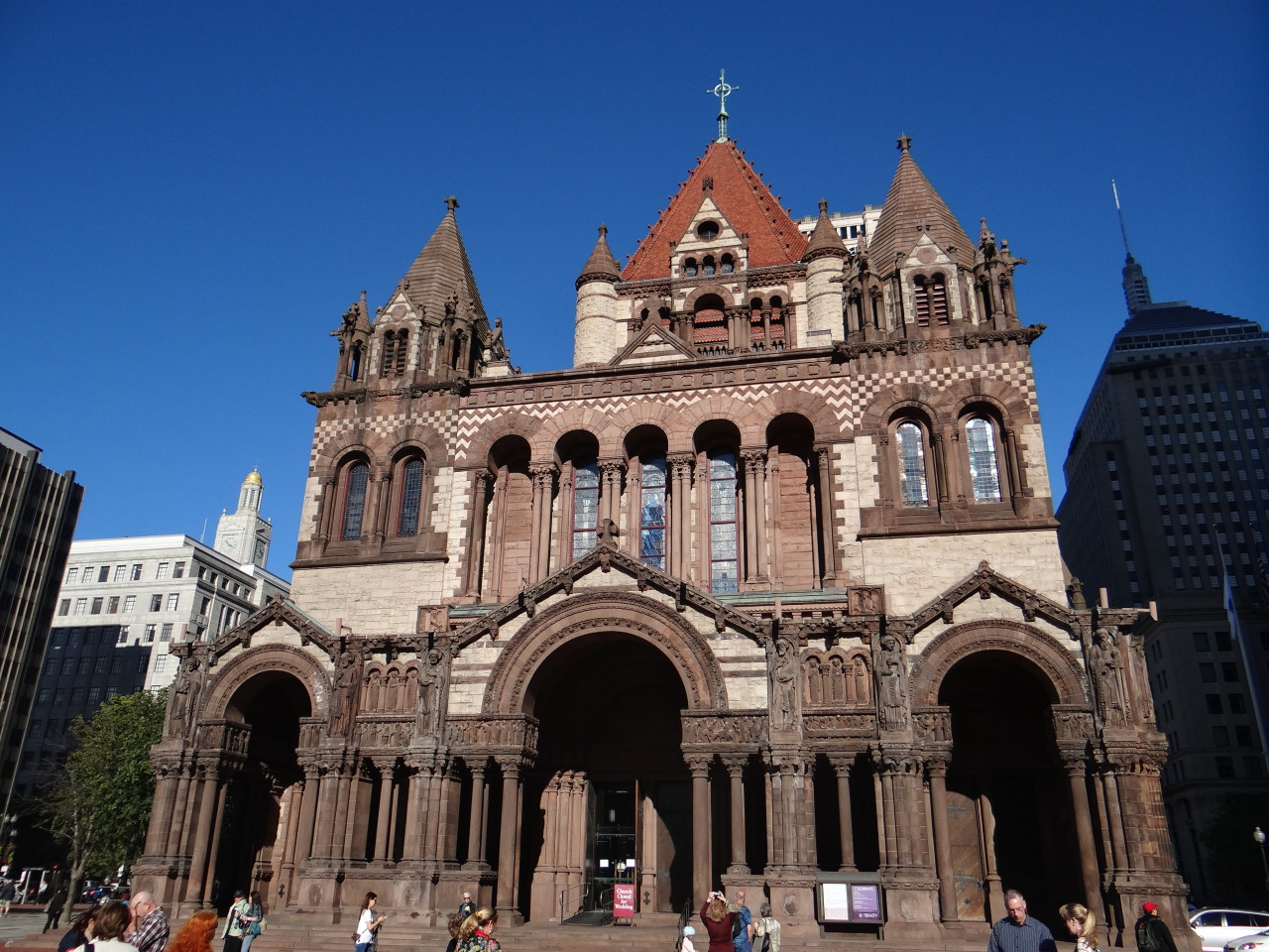 Good Restaurants In Copley Square Area