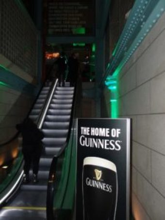 Guinness Storehouse and Shopping Dublin