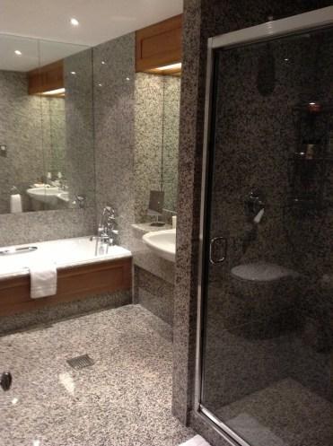 Charlotte Street Hotel bathroom