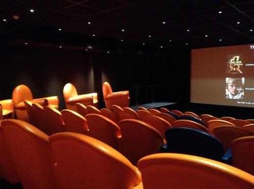 Charlotte Street Hotel Screening Room
