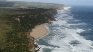 Great Ocean Road Australia views from helicopter