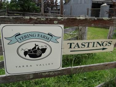 Yering Farm Winery Yarra Valley