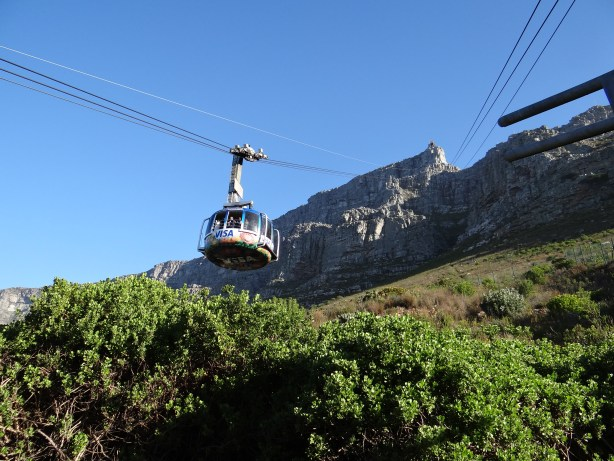 Table Mountain Aerial Cable Car
