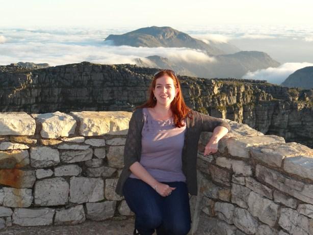 PhilaTravelGirl Table Mountain view