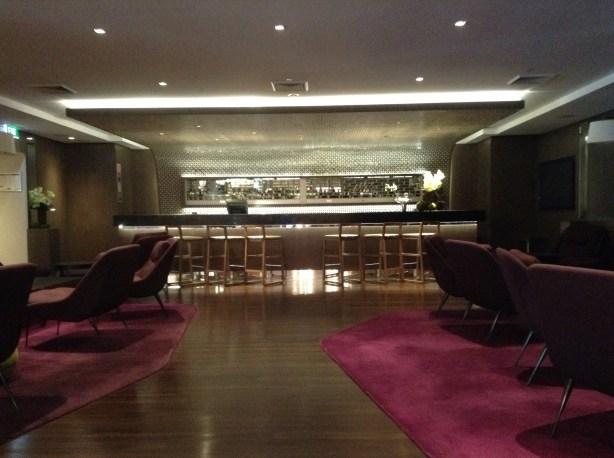 Sydney Pullman Hyde Park lobby bar