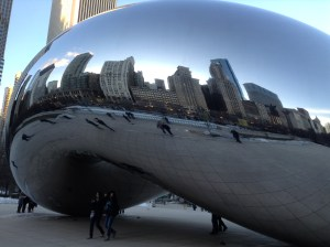 The Bean Chicago CloudGate