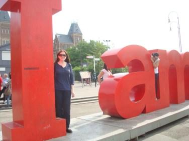 Me in Amsterdam PhilaTravelGirl