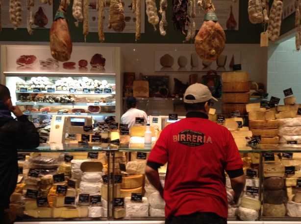 Eataly NYC Cheese