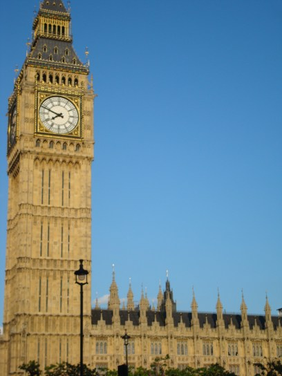 Big Ben London 5 days in London