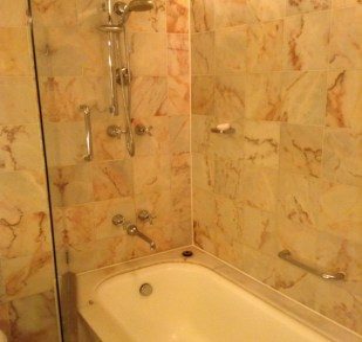 Sofitel Melbourne bathtub