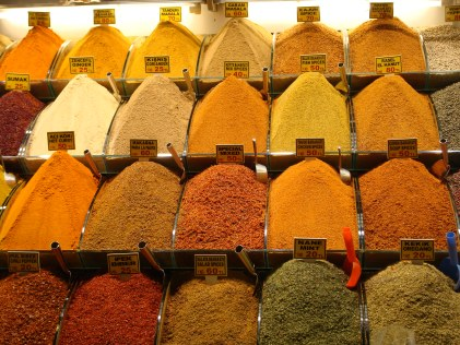 Spice Market Istanbul - repositioning cruise from asia to turkey
