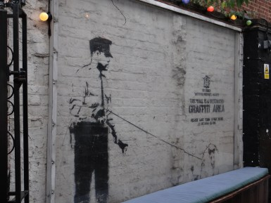 Banksy London Street Art