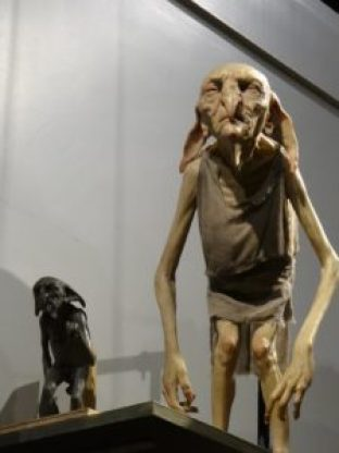 Harry Potter Studio Tour Monster Creations Doby House Elf