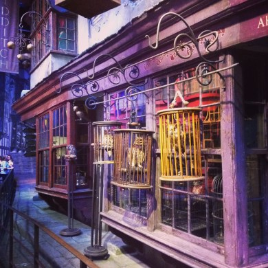 Diagon Alley Harry Potter 5 Days in London