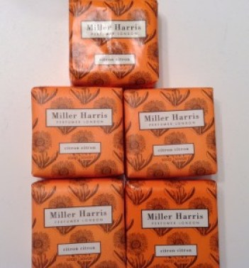 Miller Harris London soap