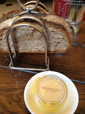 Holborn Dining Room Bread and Butter